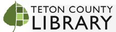 Teton County Library Logo