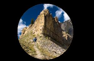 Mount Hunt Divide,Wyoming