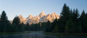 Teton Mountains, Jackson Hole Wyoming
