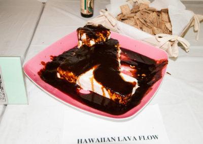 Hawiian Lava Flow